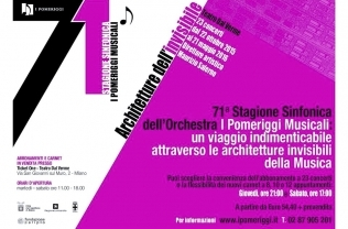 BAUCI per l'orchestra de I Pomeriggi Musicali