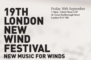 19th LONDON NEW WIND FESTIVAL