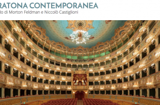 World premiere at Teatro La Fenice